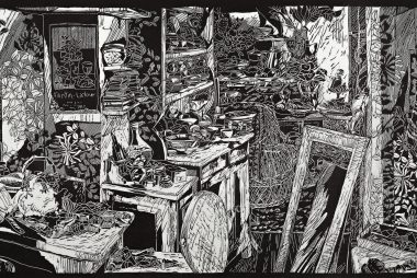 Wine, Cheese & Chat – Art on Paper Award 2019